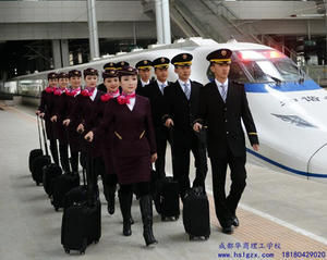 2018年四川学生学高铁专业学校的重中之重—成都高铁学校