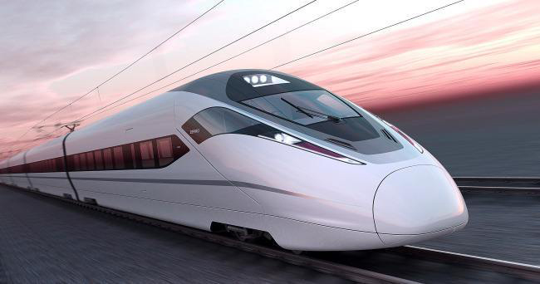高铁八纵八横,中国迎来高铁新秀时代!