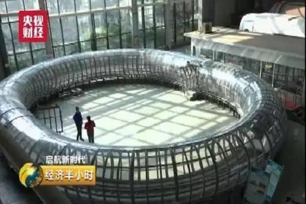 """首条""""超级高铁""""杀入中国!比飞机快2倍!"""